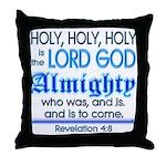 Revelation 4:8 Throw Pillow