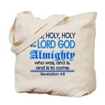 Revelation 4:8 Tote Bag