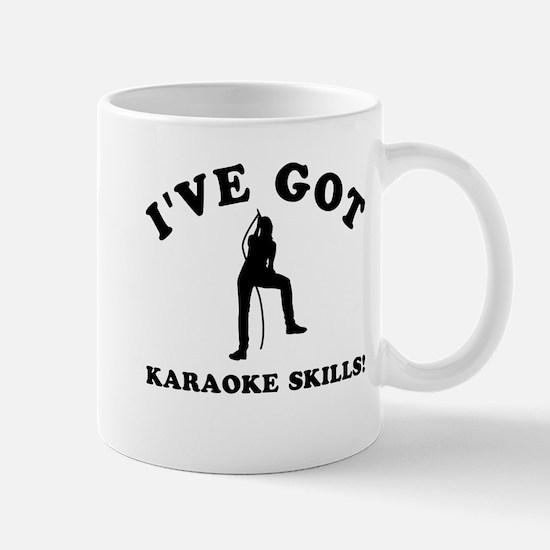 I've got Karaoke skills Mug