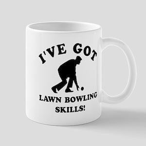 I've got Lawn Bowling skills Mug