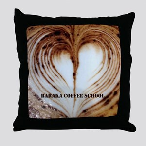 BARAKA Throw Pillow - Heart