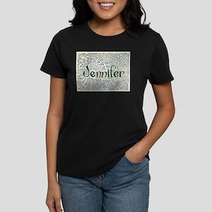 Jennifer Women's Dark T-Shirt