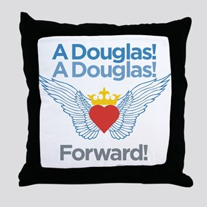 Winged... Throw Pillow