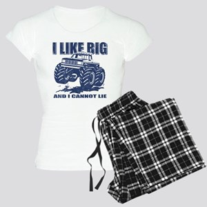 I Like Big Trucks Women's Light Pajamas