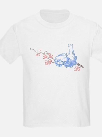 Birds Kids T-Shirt