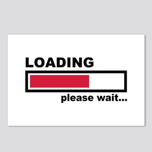 Loading please wait Postcards (Package of 8)