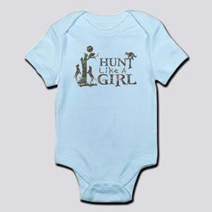 GIRL COON HUNTER Body Suit