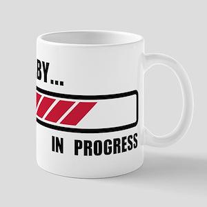 Baby in progress loading Mug