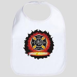 Personalized Fire and Rescue Bib