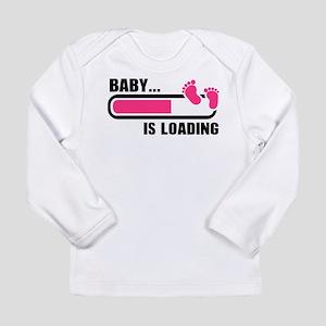 Baby loading bar Long Sleeve Infant T-Shirt