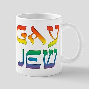 Gay Jew Mug