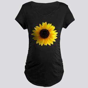 Sunflower Maternity T-Shirt