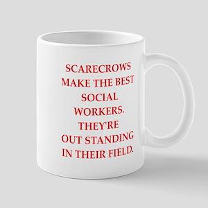social workers Mug