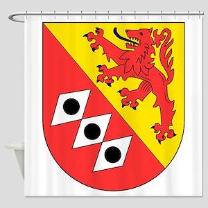 Dickesbach Shower Curtain