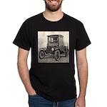 Antique Auto Car Photograph Dark T-Shirt