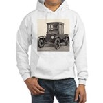 Antique Auto Car Photograph Hooded Sweatshirt