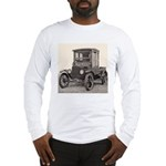 Antique Auto Car Photograph Long Sleeve T-Shirt