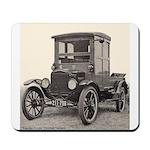 Antique Auto Car Photograph Mousepad