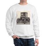 Antique Auto Car Photograph Sweatshirt