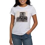 Antique Auto Car Photograph Women's T-Shirt