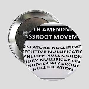 "Tenth Amendment 2.25"" Button"