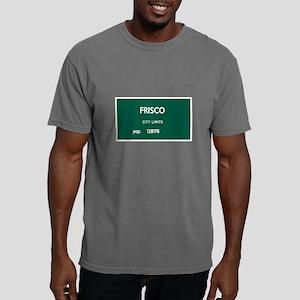 Frisco City Limits Mens Comfort Colors Shirt