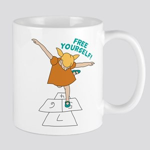 Free Yourself! Mug
