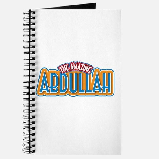 The Amazing Abdullah Journal