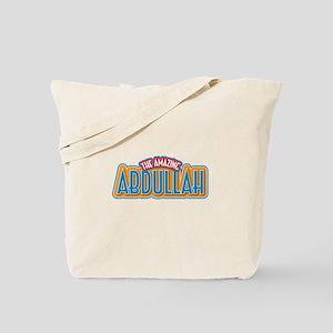 The Amazing Abdullah Tote Bag
