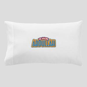 The Amazing Abdullah Pillow Case