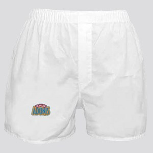 The Amazing Adonis Boxer Shorts