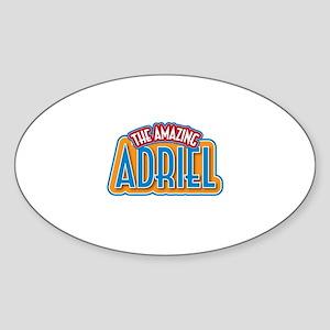 The Amazing Adriel Sticker