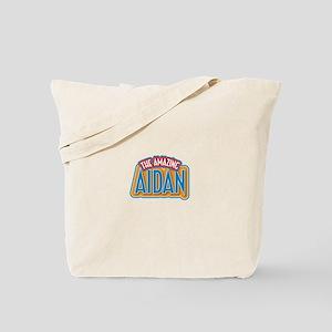 The Amazing Aidan Tote Bag