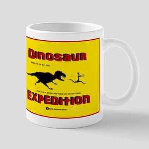 Dinosaur Expedition Runner Small Mugs