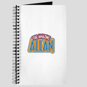 The Amazing Allan Journal