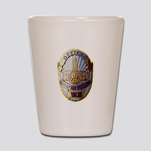 Private Security Officer Shot Glass