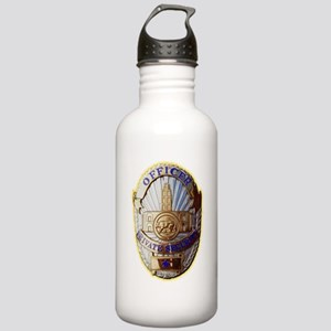 Private Security Officer Water Bottle