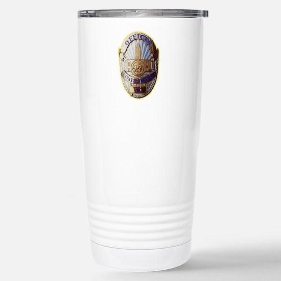 Private Security Officer Travel Mug