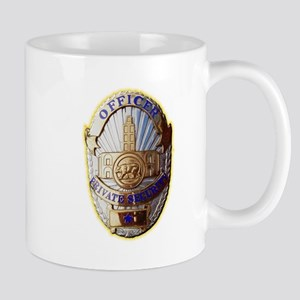 Private Security Officer Mug