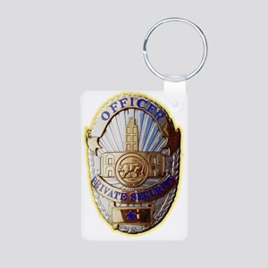 Private Security Officer Keychains