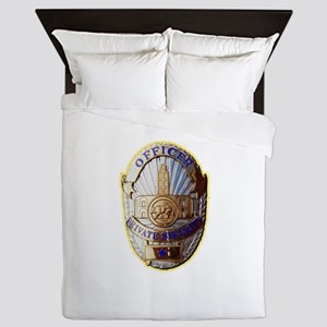 Private Security Officer Queen Duvet