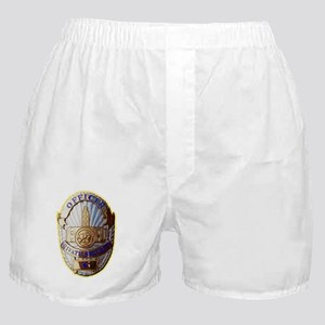 Private Security Officer Boxer Shorts
