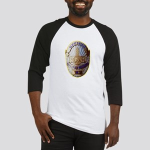 Private Security Officer Baseball Jersey