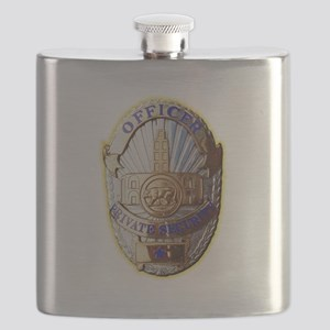 Private Security Officer Flask