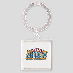 The Amazing Andrew Keychains