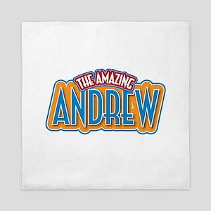 The Amazing Andrew Queen Duvet