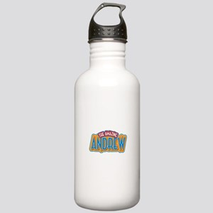 The Amazing Andrew Water Bottle