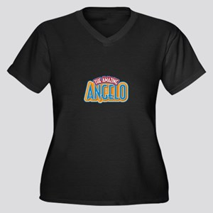 The Amazing Angelo Plus Size T-Shirt