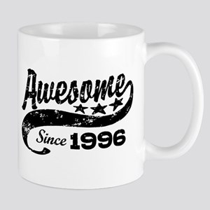 Awesome Since 1996 Mug