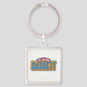 The Amazing Barrett Keychains